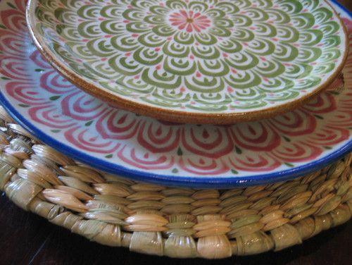 Dinnerware & Obelisco Plates eclectic dinnerware | Dinnerware Otto | Pinterest ...