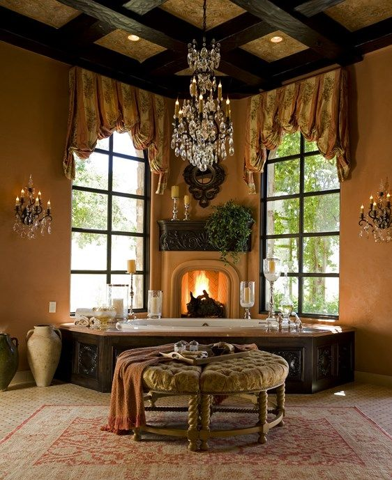 Old World Bathroom Accessories: Interior & Exterior Design Studio - Results