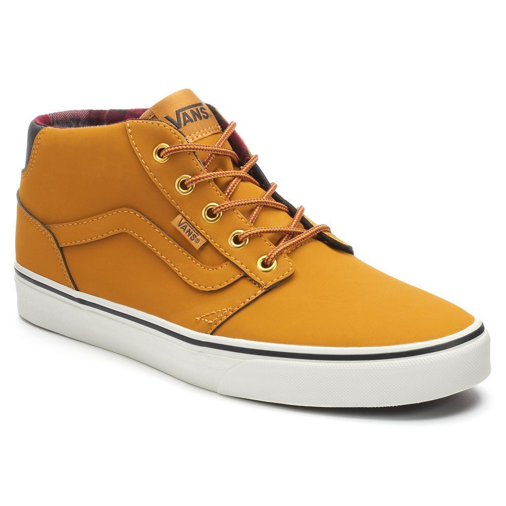 945713d8 Vans Chapman Mid Men's Water-Resistant Skate Shoes, Size: medium (11.5), Med  Green