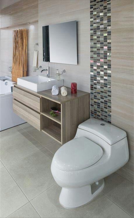 Ver: Paredes y azulejos | Muebles de baño, Muebles baño ...