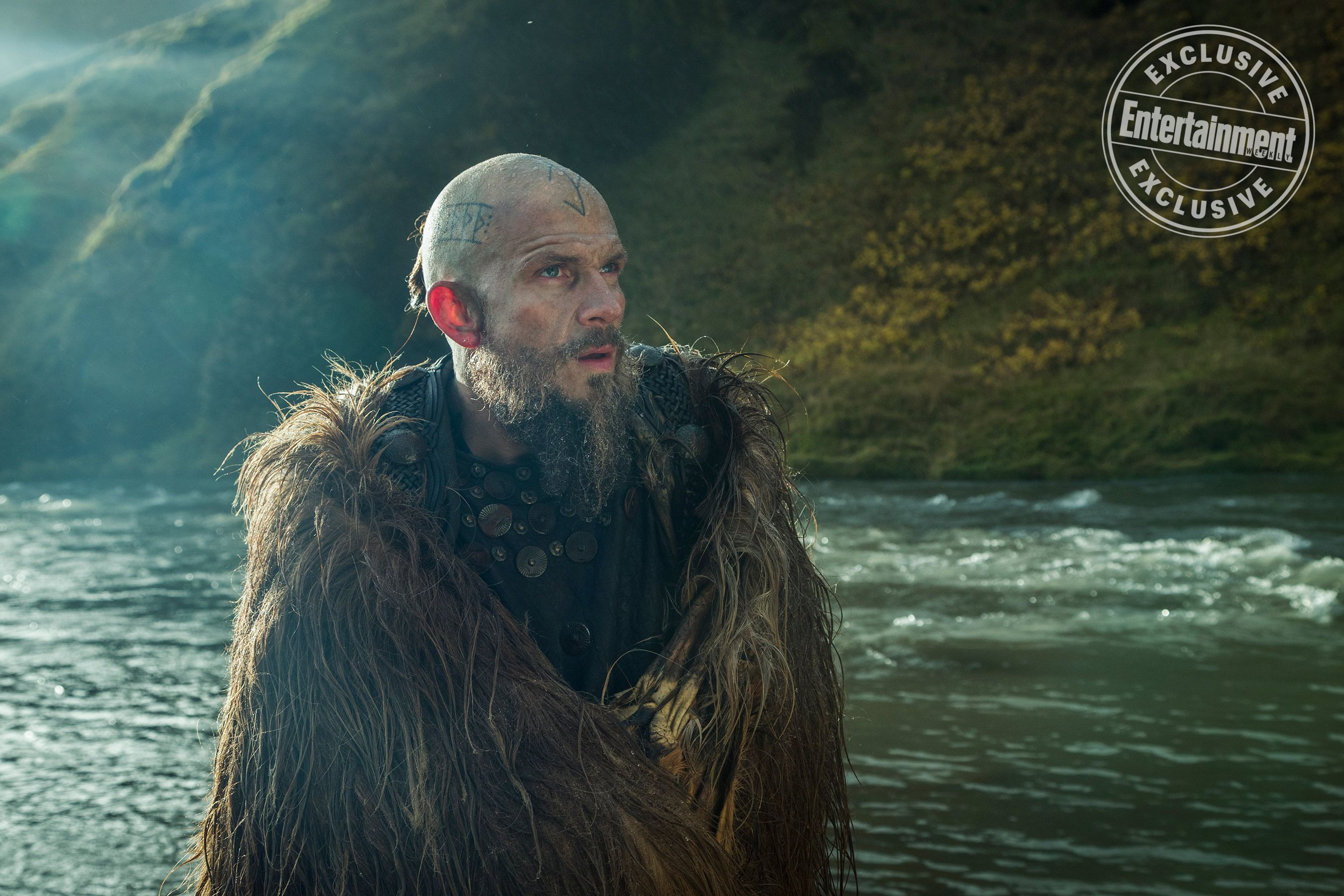 'Vikings' Exclusive See Clip and Photos of Floki in