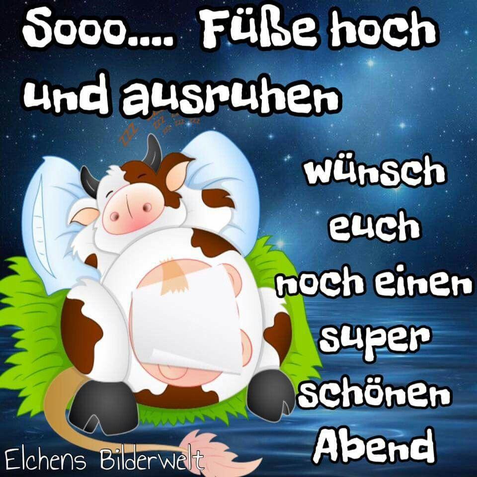 Schönen Abend Guten Abend Gute Nacht Gute Nacht Und Guten
