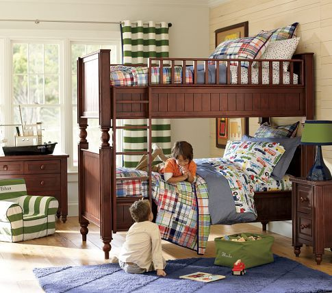 Pottery Barn Kids Thomas Bunk Bed The Bed I Have For Them