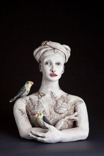 Artodyssey Amanda Shelsher Figurative Sculpture Sculpture Art Sculpture Clay