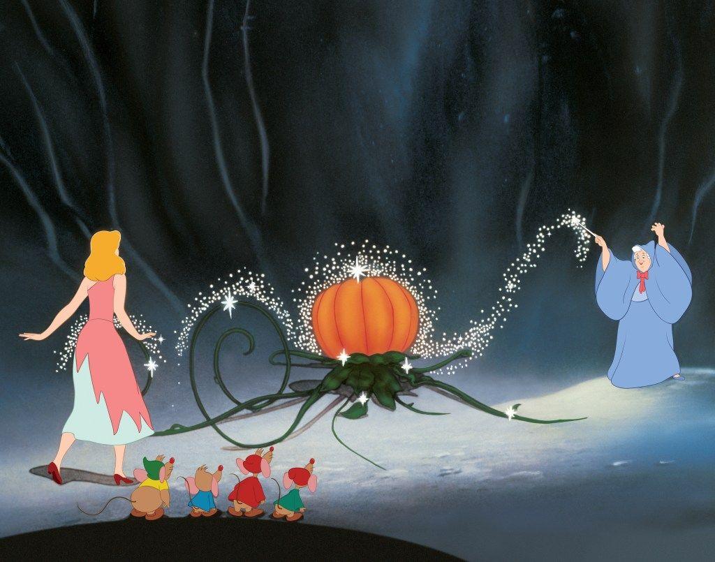 Cinderella Walt Disney Signature Collection Blu Ray Giveaway