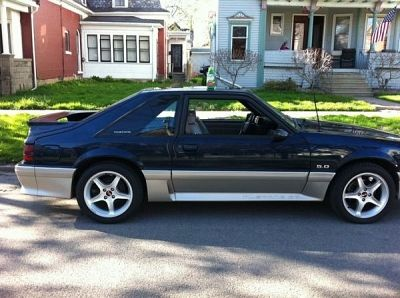 1990 Mustang Gt 5 0 1990 Ford Mustang 5 0 Gt 7000 Used Auto For Sales Fox Body Mustang Ford Mustang Muscle Cars