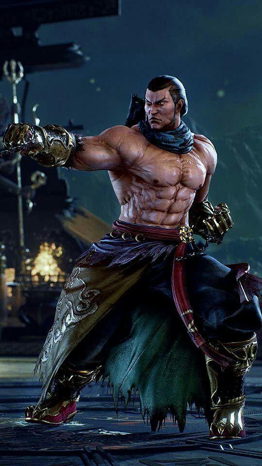 Feng Wei Tekken 7 Street Fighter Tekken Manga Games