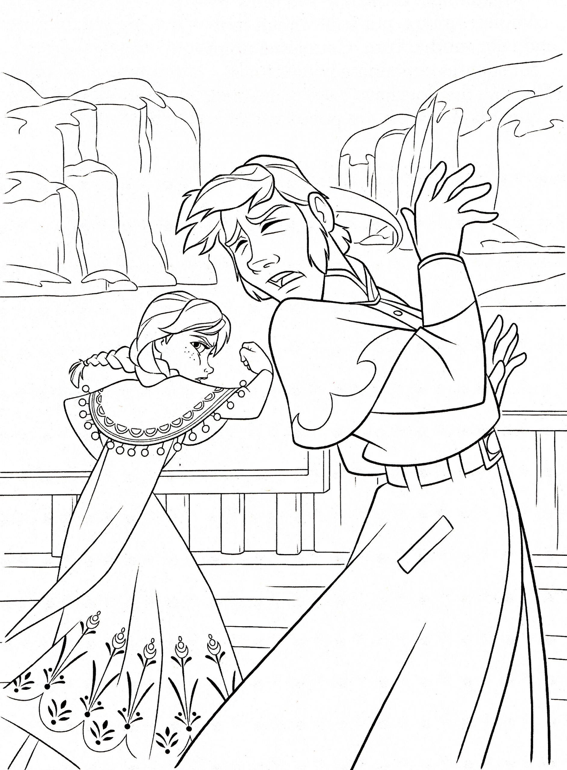 Anna And Elsa Coloring Page Frozen Anna Coloring Pages Getcoloringpages Elsa Coloring Pages Disney Coloring Pages Mermaid Coloring Pages