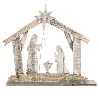 Nativity Silhouette Wood Decor Hobby Lobby 5346531 Nativity Silhouette Nativity Set Outdoor Nativity