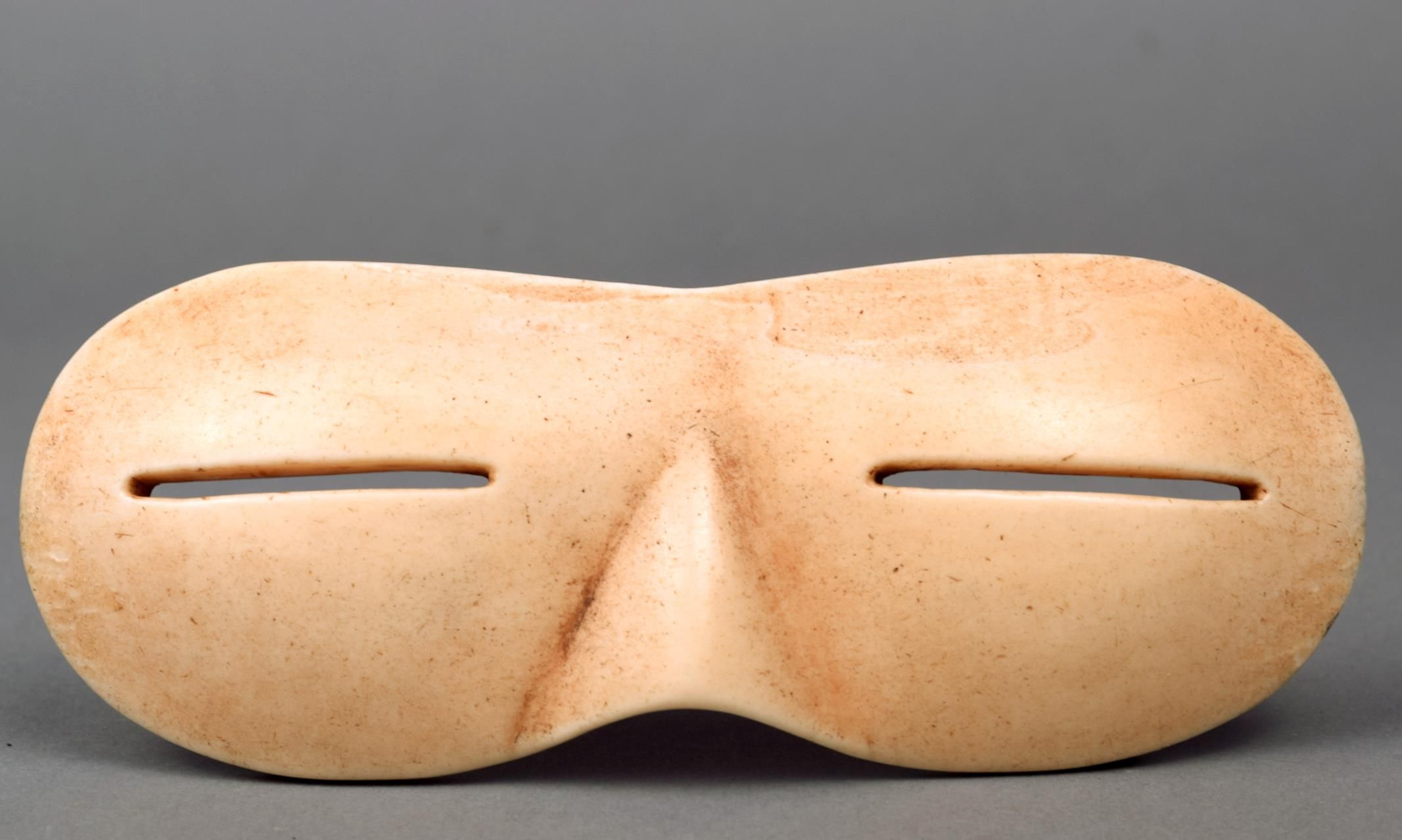 A Pair Of Inuit Snow Goggles  Lot 59