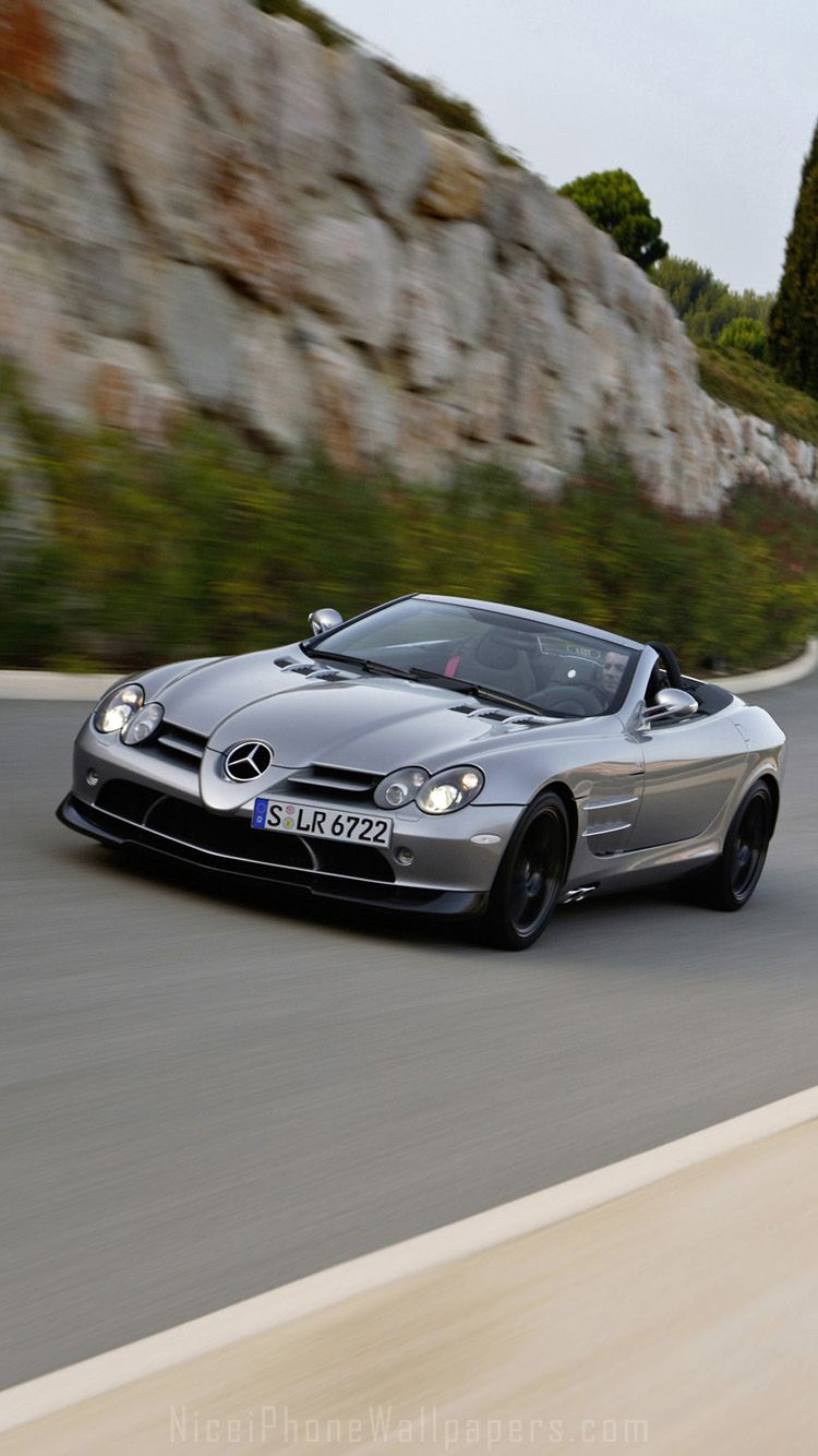 Mercedes Benz Slr Mclaren Iphone 6 6 Plus Wallpaper Mercedes