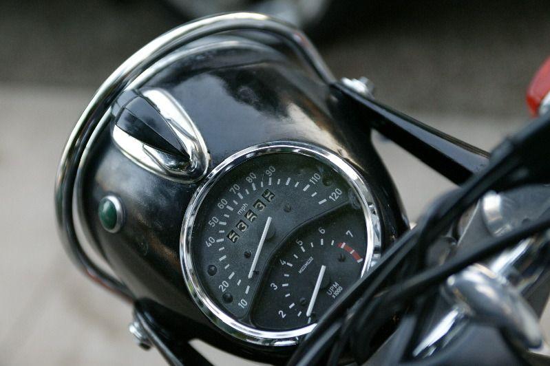 Headlight Shell (Speedo Lubed / PO Repainted Poorly)