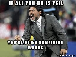 Bad Coaching Technique 1 Coach Memes Coaching Techniques Coach Quotes