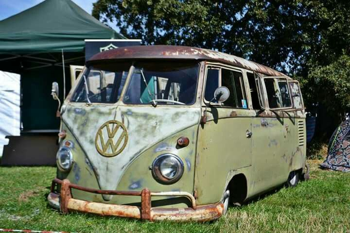 Bad ass mango bus vw