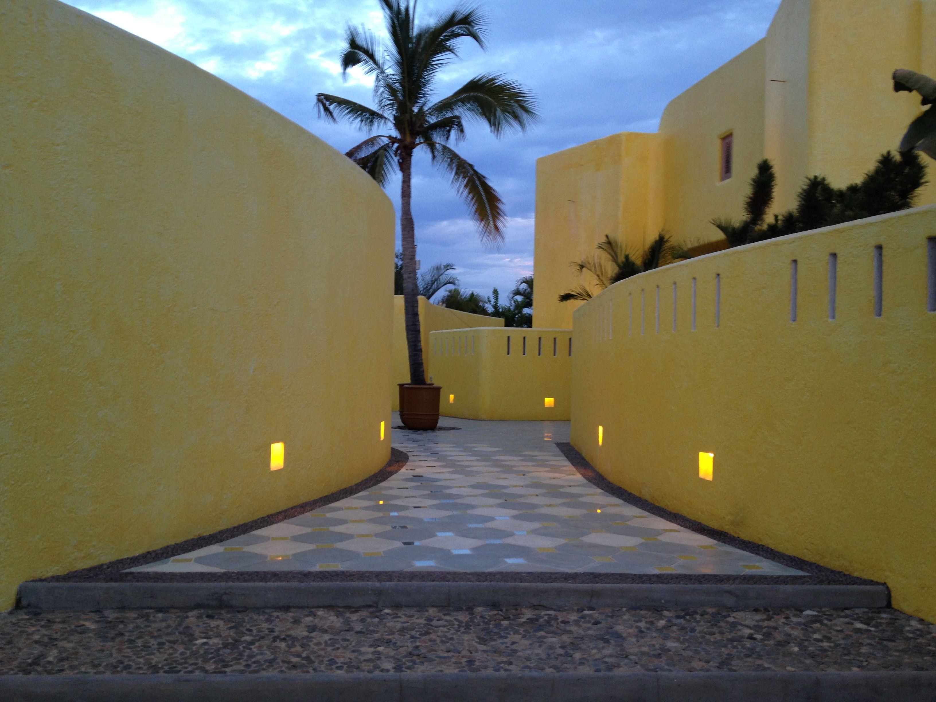 Entrance To Sol De Oriente Mediterranean