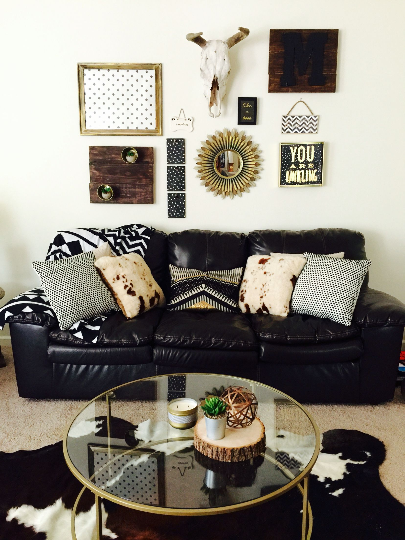 Western Glam Decor Mariannemthomas Boho Living Room Glam