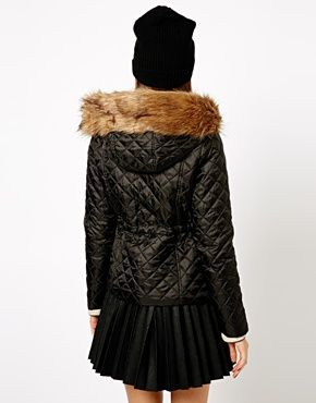 New Look Quilted Jacket