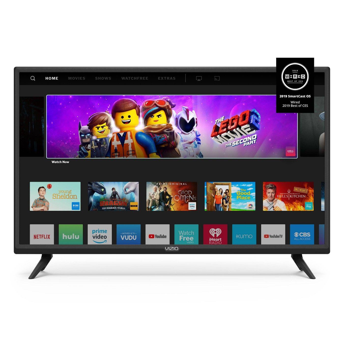 Vizio D Series 32 Class 31 50 Diag 1080p Full Array Led Smart Hdtv D32f G In 2021 Smart Tv Vizio Led Tv