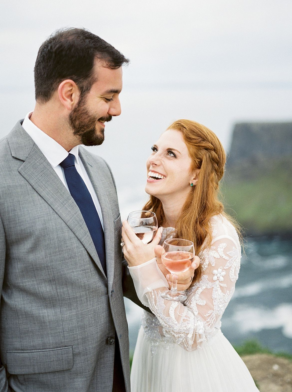 Ireland Elopement Inspiration in Ireland (With images
