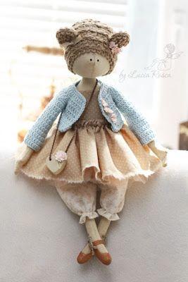 Lucias handmade: из непакозанного