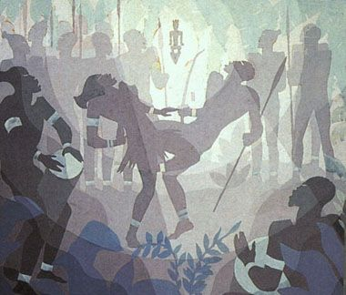 aaron douglas quotes