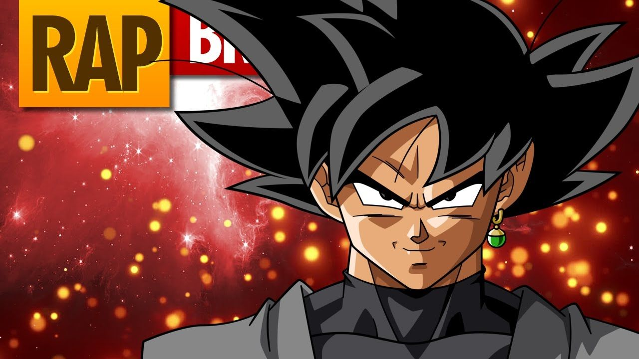 Rap Do Goku Black Dragon Ball Super Tauz Raptributo 71 Rap