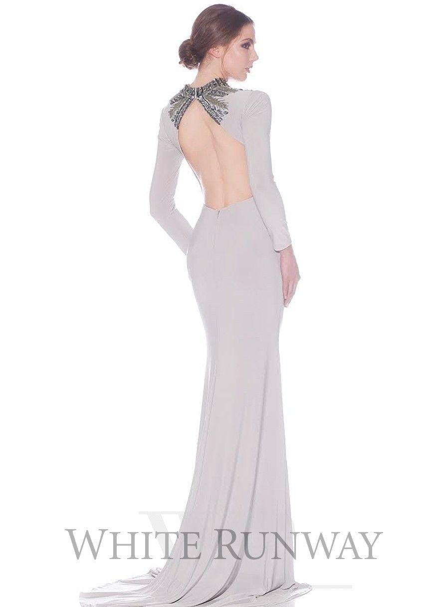 Grey wedding guest dress  Nikita Dress by Jadore whiterunway bridesmaiddress blackdress