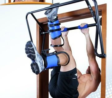 does hanging upside down help back pain