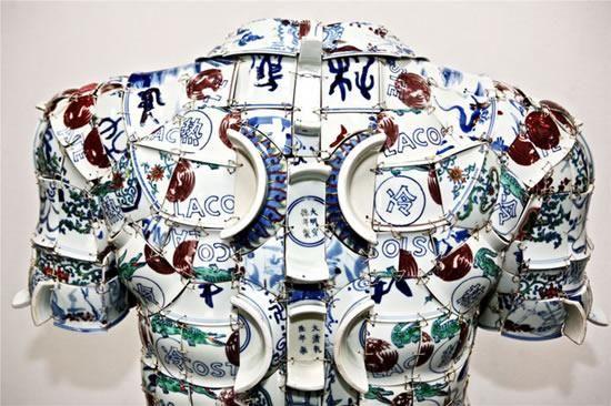 "Li Xiaofeng x Lacoste ""Porcelain Polo"""