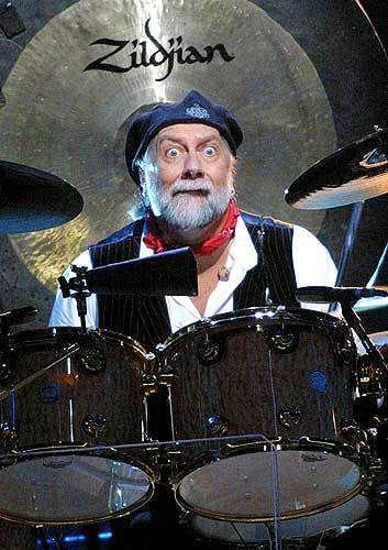 Mick Fleetwood Was A Military Brat