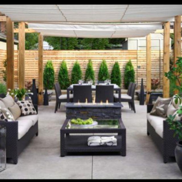 My dream backyard patio