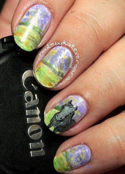 horse nails nail ideas teen