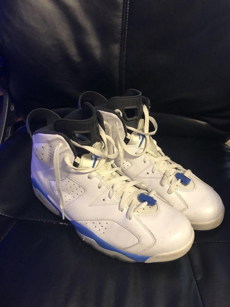 jordan 6 sport blue size 12 Jordan 6, Athletic shoes