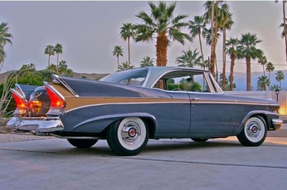 Double-Finned Finale: 1958 Packard Hardtop Coupe