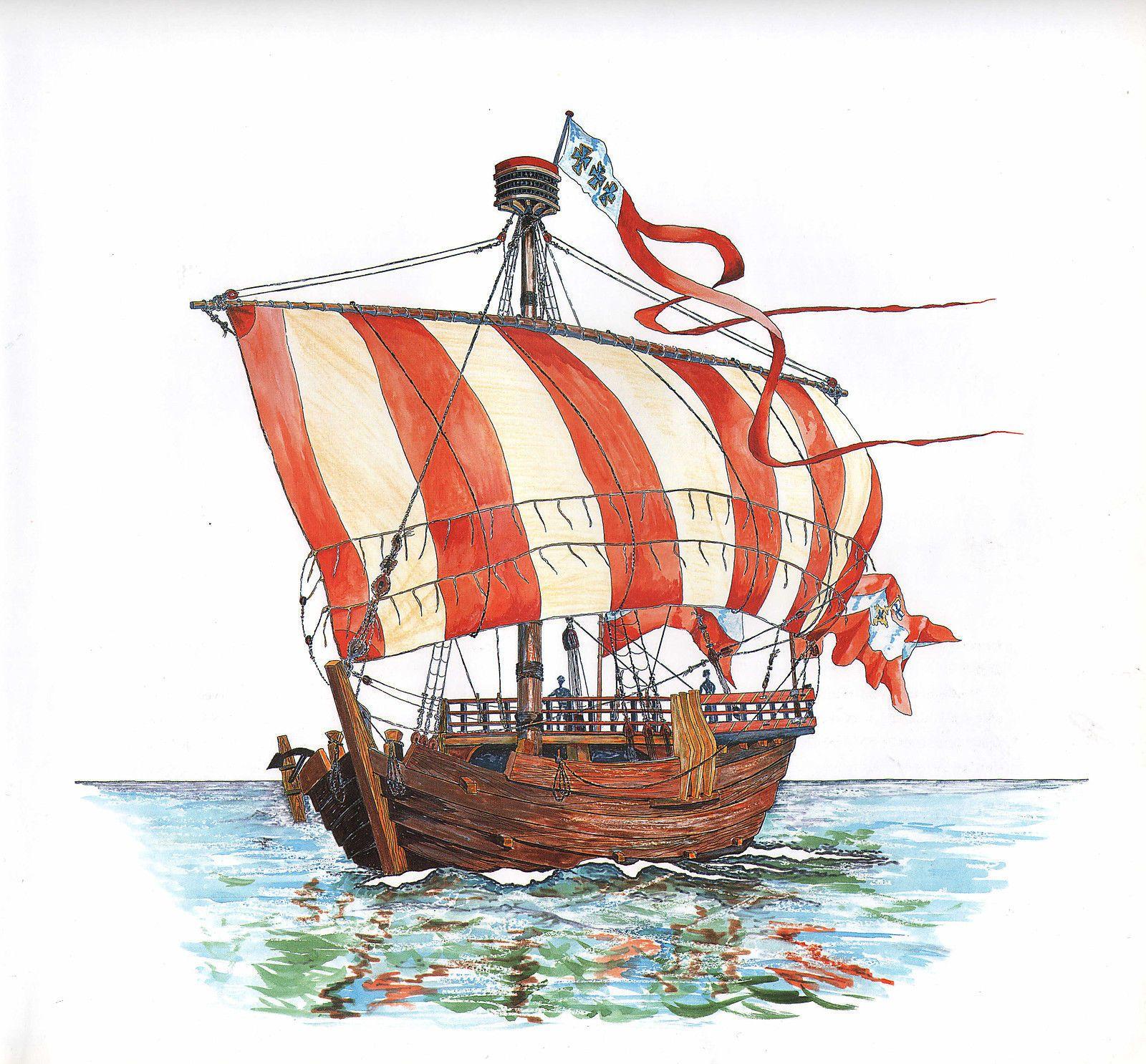История корабля в открытках анонсов постановки