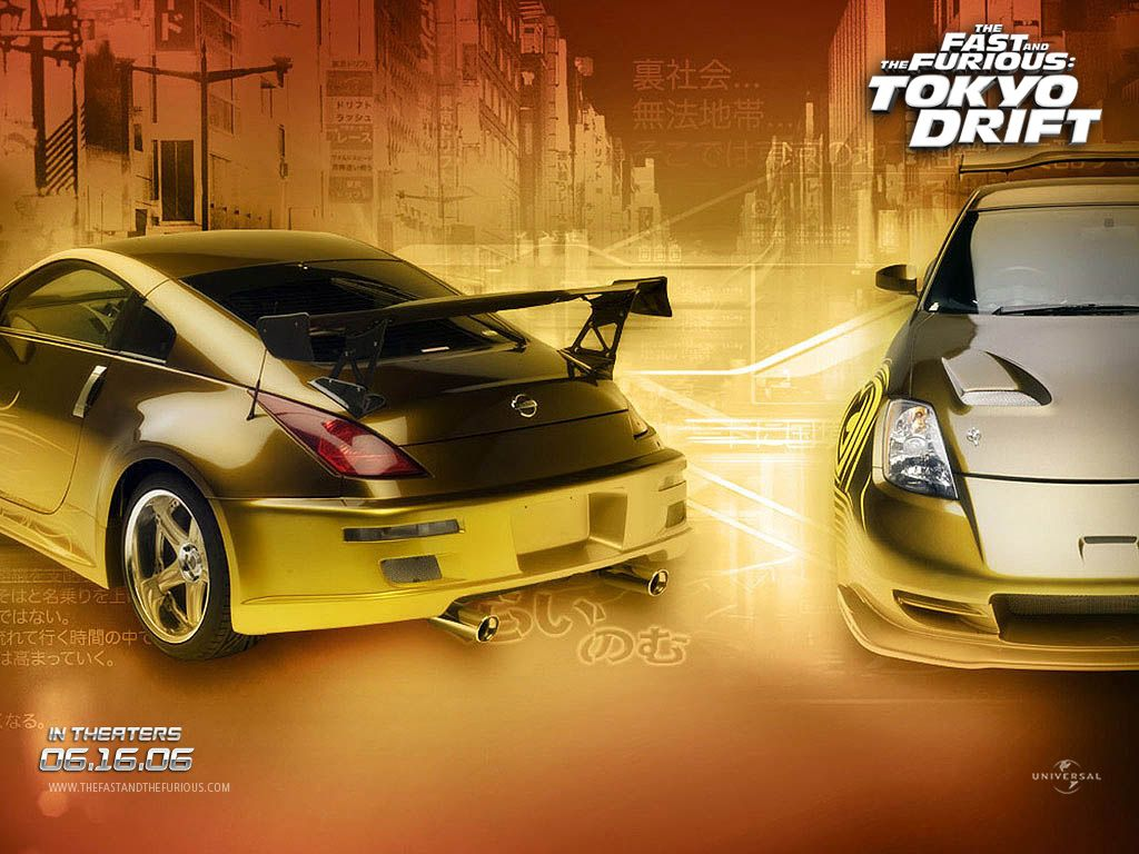 Fast And The Furious Tokyo Drift Fast And Furious Movie Fast And Furious Tokyo Drift Cars
