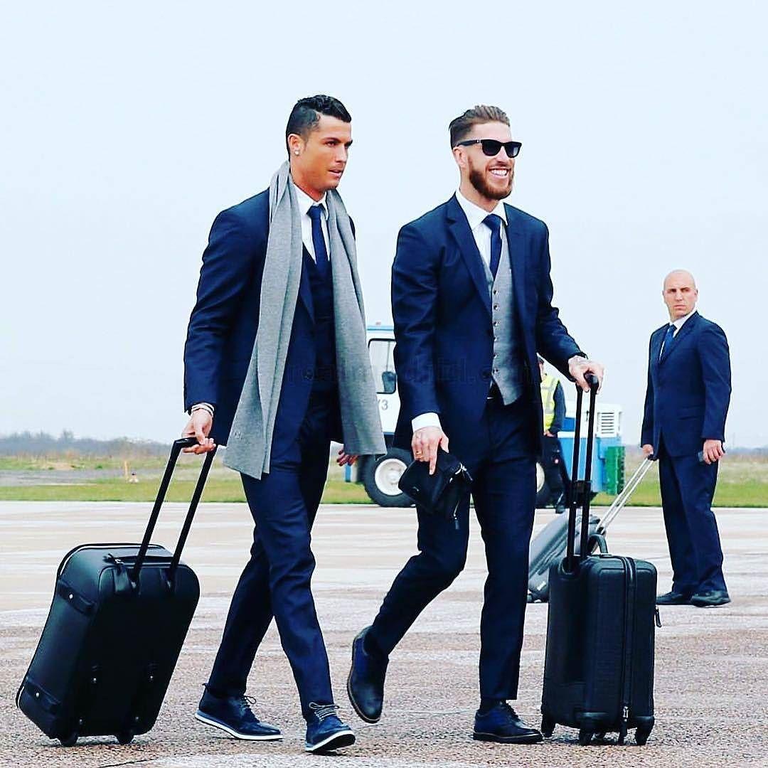 Cristiano Ronaldo Amp Sergio Ramos Cristiano Cr7 Ronaldo