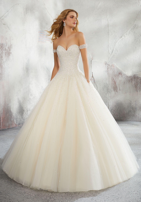 c6fef41ad8c0 MoriLee 8291 Liberty Brudklänning – Anina Brud & Festspecialisten ...