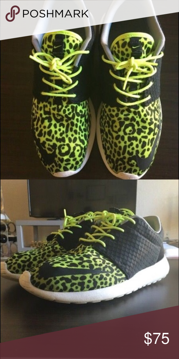 Nike Roshe neon limited edition