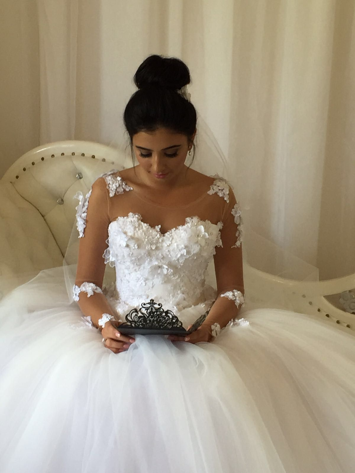 Personalised Weddings Couture, Custom Made, Size 6 Wedding Dress ...