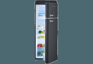 Retro Kühlschrank Lorenz : Schaub lorenz sl b kühlgefrierkombination a mm hoch
