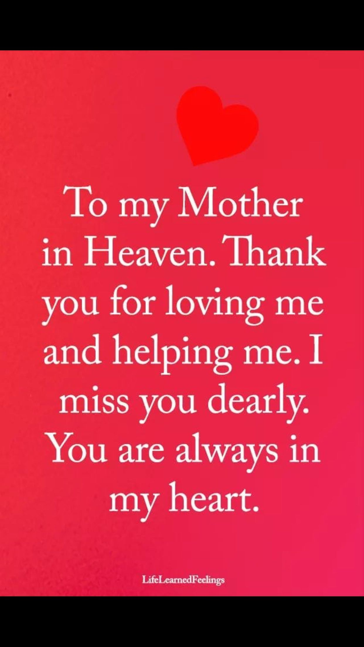 My Mother My Angel With Images Miss You Mom Mom I Miss