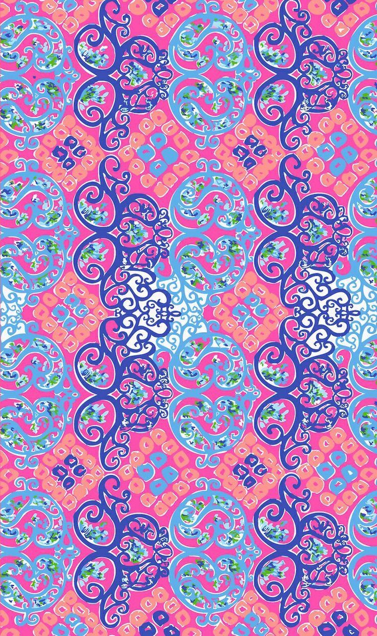 Wallpaper By Artist Unknown Lilly Pulitzer Iphone