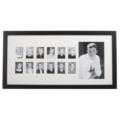 picture day collage frame black target