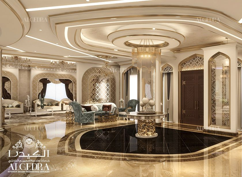 Royal Luxury Interior In Dubai Luxury Antonovich Home Ka Furniture Luxury Interior Luxury Mansions Interior Luxury Dining