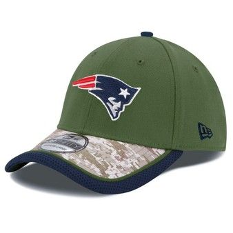 ed632e65fe4684 New Era Salute To Service 2014 39Thirty Flex Cap | Patriots Style ...