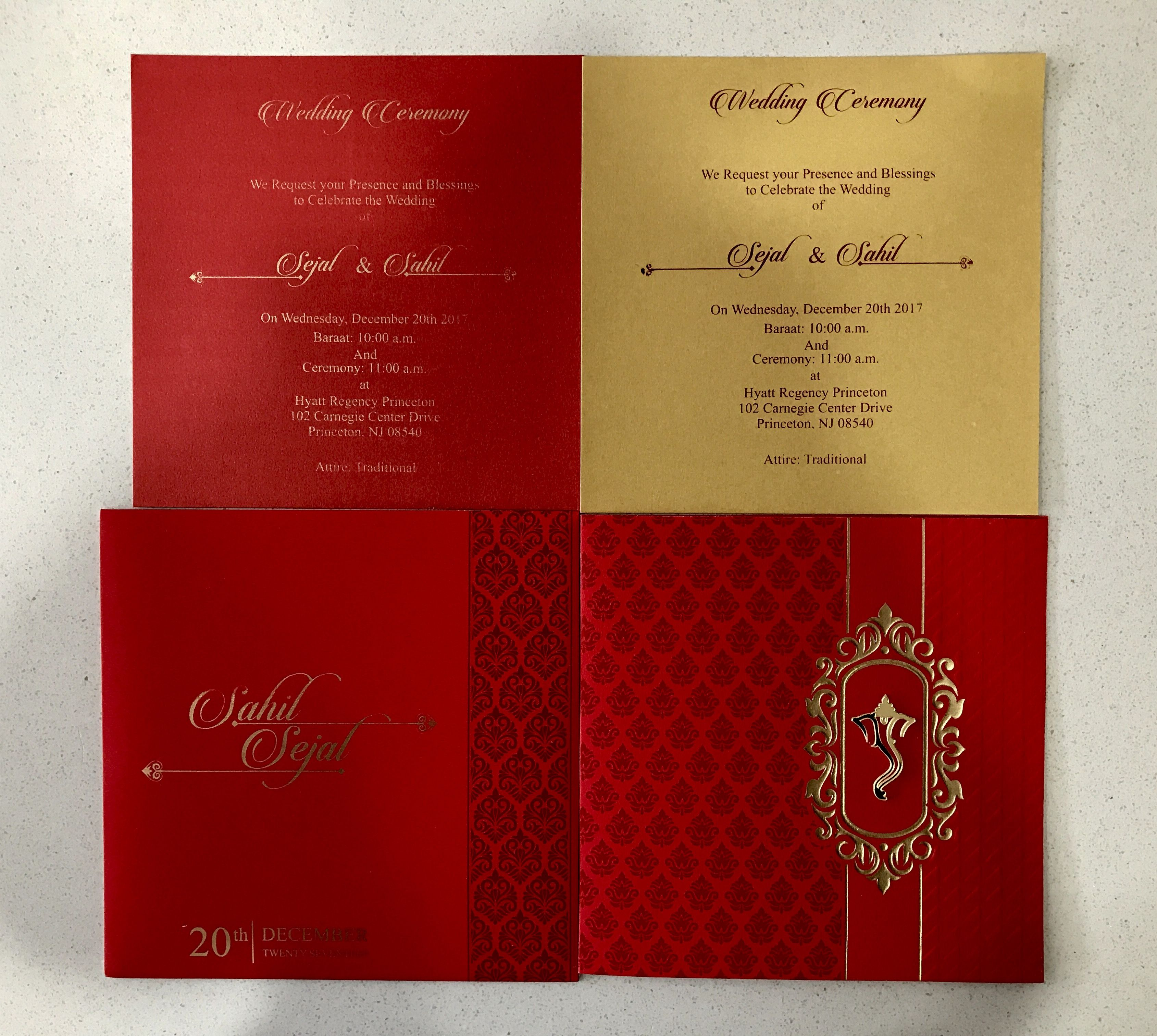 Pin by Siddhi Cards on Wedding Invitation Cards | Pinterest ...