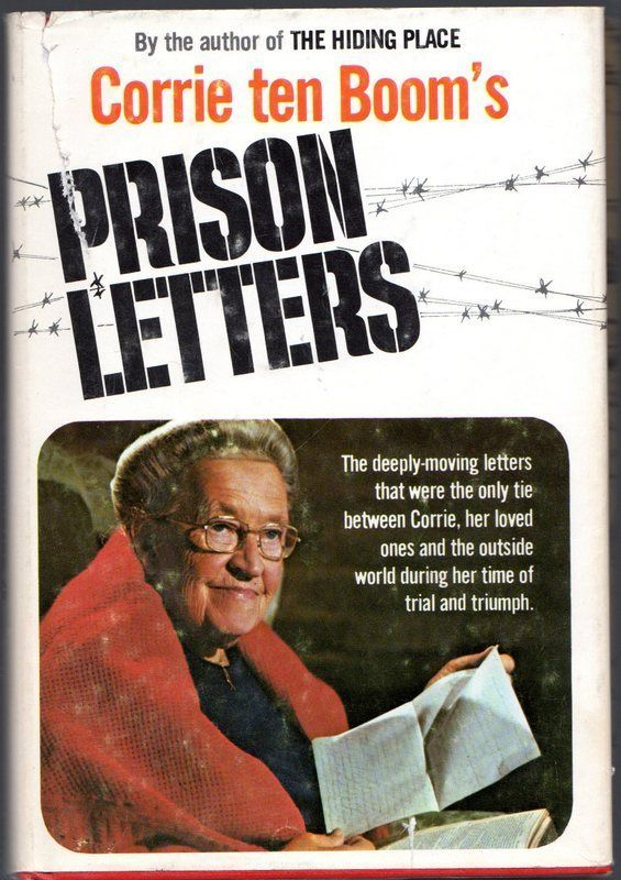 Wwii Prison Letters By Corrie Ten Boom Books Worth Reading In