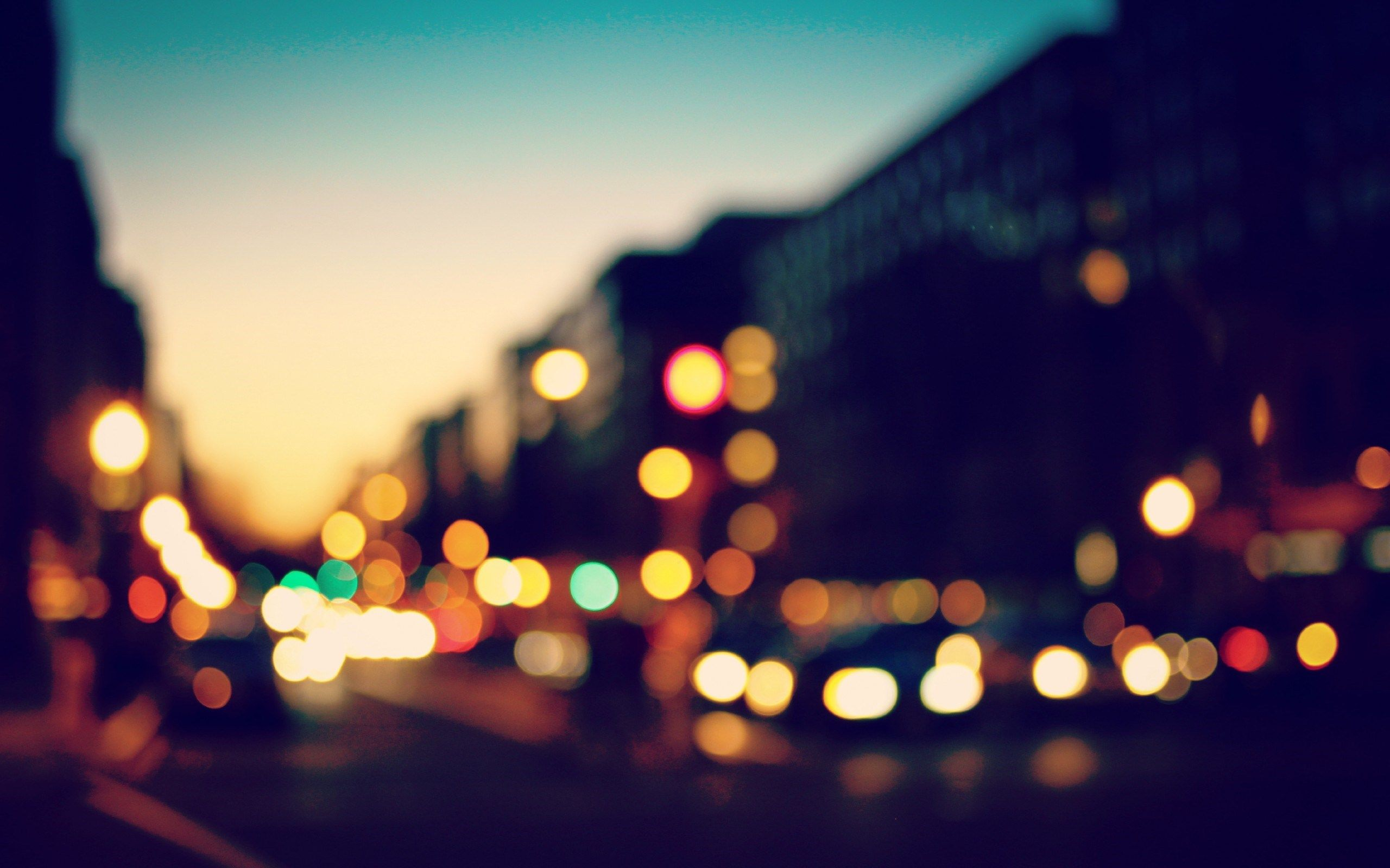 5 Steps To Create Content For The Buyer S Journey City Lights Wallpaper Bokeh Photography Sunset City