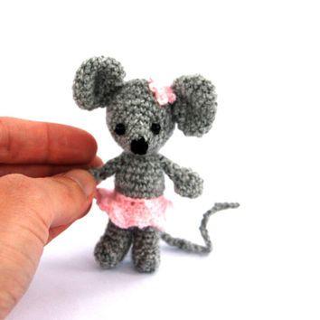 Cute Tiny Amigurumi Patterns | 354x354
